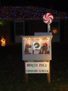 North Pole Command Center Fra Gee Lay Industries